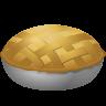 Pie Emoji icon