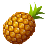 pineapple emoji icon