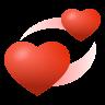 Revolving Hearts icon