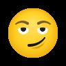 Smirking Face icon