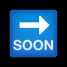 Soon Arrow icon