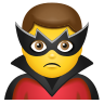 Supervillain icon