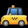 Taxi Emoji icon