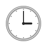 Three O'clock icon