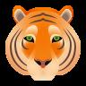 Tiger Face icon