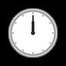 Twelve O'clock icon
