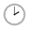 Two O'clock icon