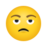 Unamused Face icon