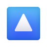 Upwards Button icon