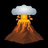 火山 icon