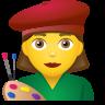 Woman Artist icon