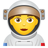 Woman Astronaut icon