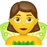 Woman Fairy icon