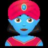 Woman Genie icon