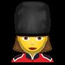 Woman Guard icon