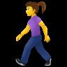 Woman Walking icon