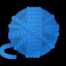 Yarn Emoji icon
