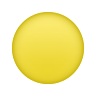 Yellow Circle icon