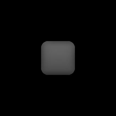 Black Small Square icon