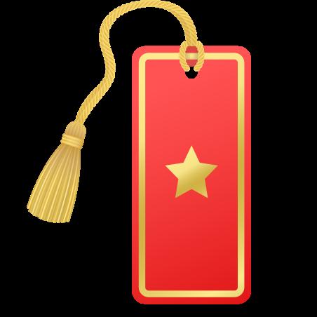 Bookmark Emoji icon