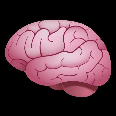 Brain Emoji icon