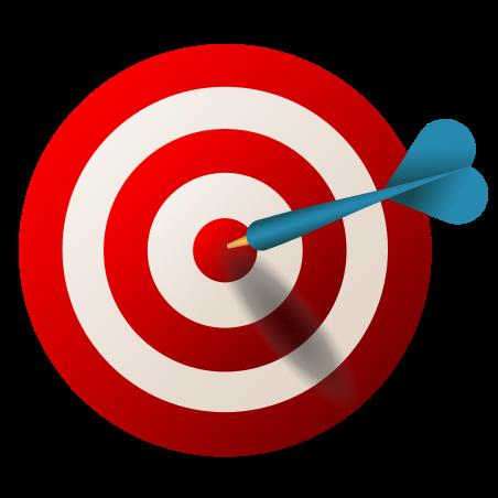 Bullseye アイコン - 無料ダウンロード、PNG およびベクター