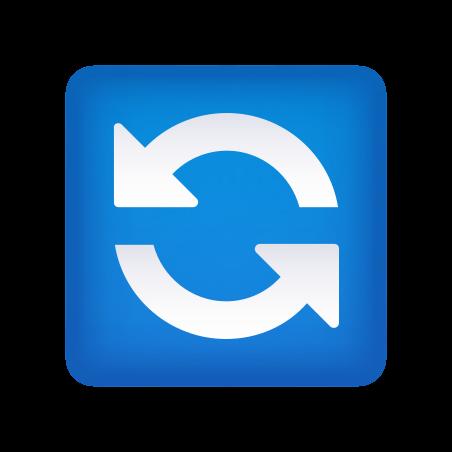 Counterclockwise Arrows icon