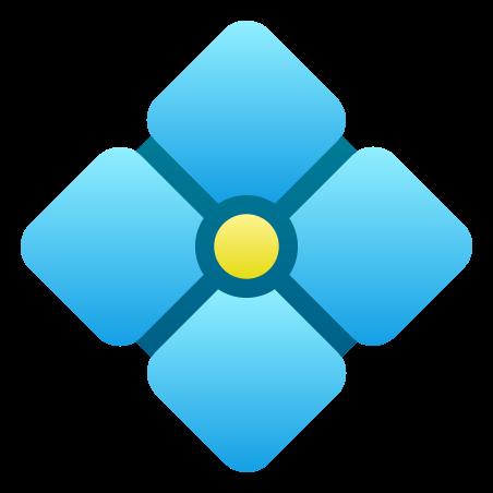 Diamond With A Dot icon