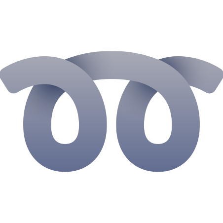 Double Curly Loop icon