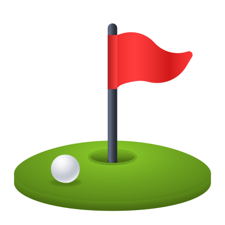 Flag In Hole icon