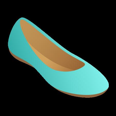 Flat Shoe icon