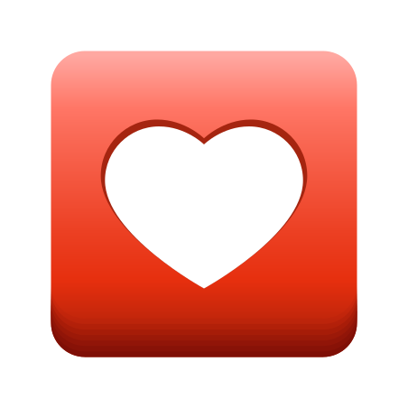 Heart Decoration icon