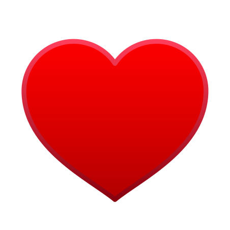 Heart Suit icon in Emoji