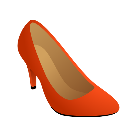 High Heeled Shoe icon
