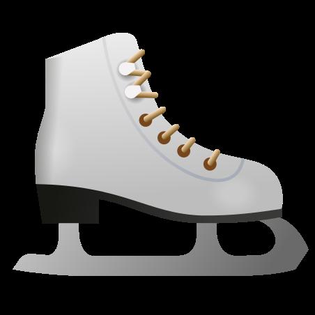 Hwang nabo @nabo_official Ice-skate-emoji
