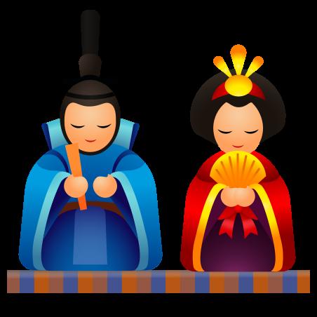 Japanese Dolls icon