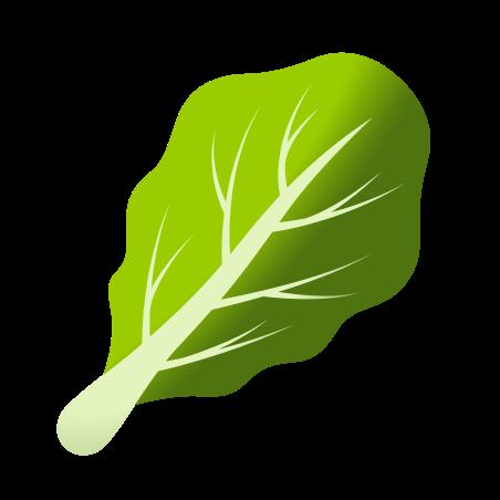 Leafy Green icon in Emoji