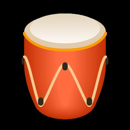 Long Drum icon