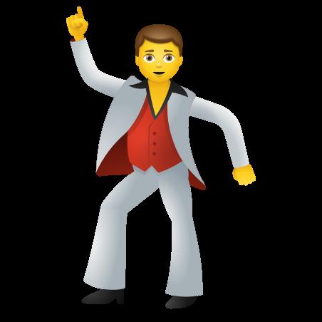 Man Dancing icon