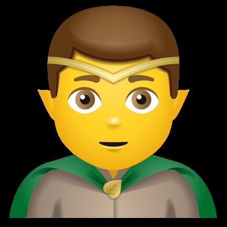 Man Elf icon