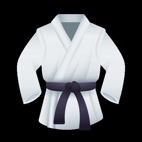 Martial Arts Uniform icon
