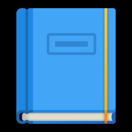 Notebook Emoji icon