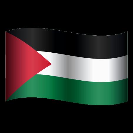Palestinian Territories icon