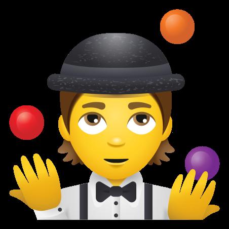 Person Juggling icon