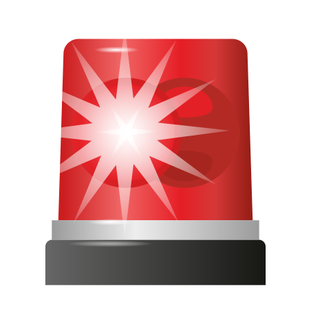 Police Car Light icon