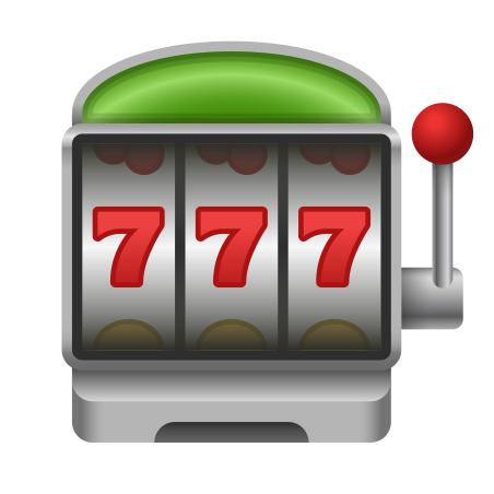 Slot Machine icon in Emoji