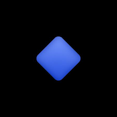 Small Blue Diamond icon