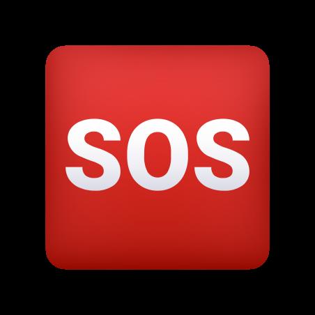 SOS Button icon