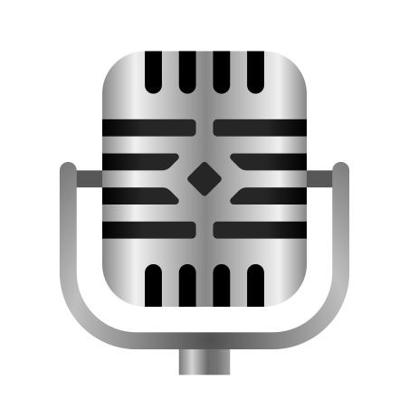 Studio Microphone Icon Free Download Png And Vector