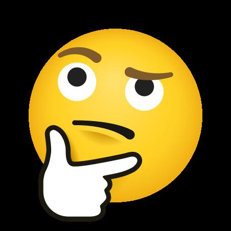 Female Emoji Thinking Svg Free : Six Hats To Thinking ...